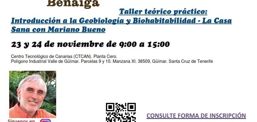 Taller teórico práctico: Introducción a la Geobiología y Biohabitabilidad