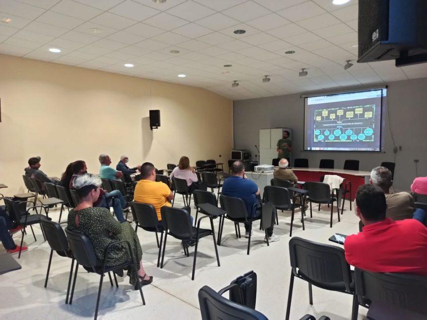 Presentación del Diagnóstico Participativo del Sector Vitivinícola de Tegueste