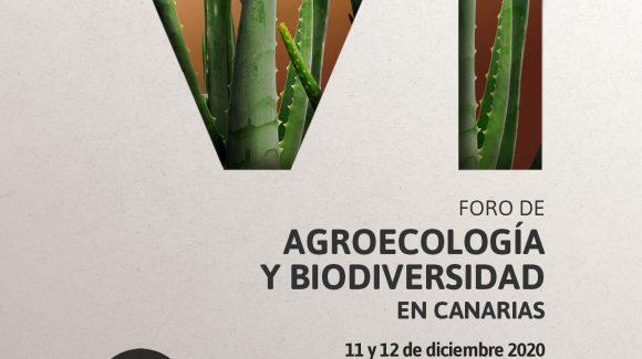 VI Foro de agroecología y biodiversidad en canarias