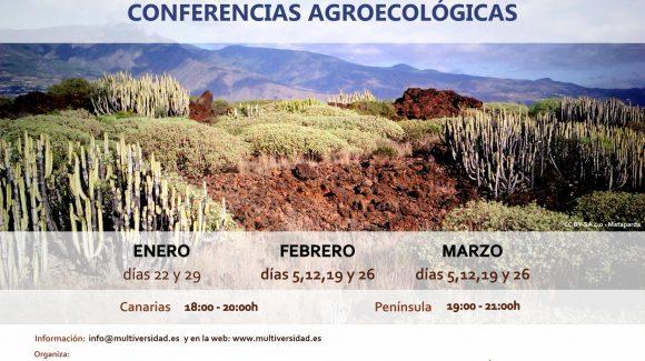 VIII Ciclo de conferencias agroecológicas